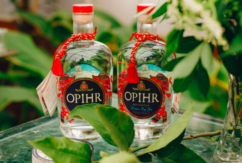A Journey Of Discovery With Opihr Gin photo