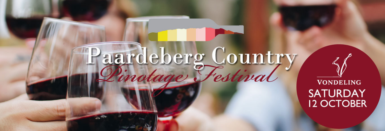 #PaardebergCountry Pinotage Festival Celebrates International Pinotage Day with Wine, Food and Live Music photo