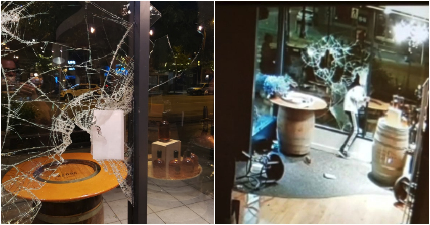 Update: Kelowna Distillery Vandalized By 'very Drunk' 15-year-old Boy, Suspect To Appear In Court photo