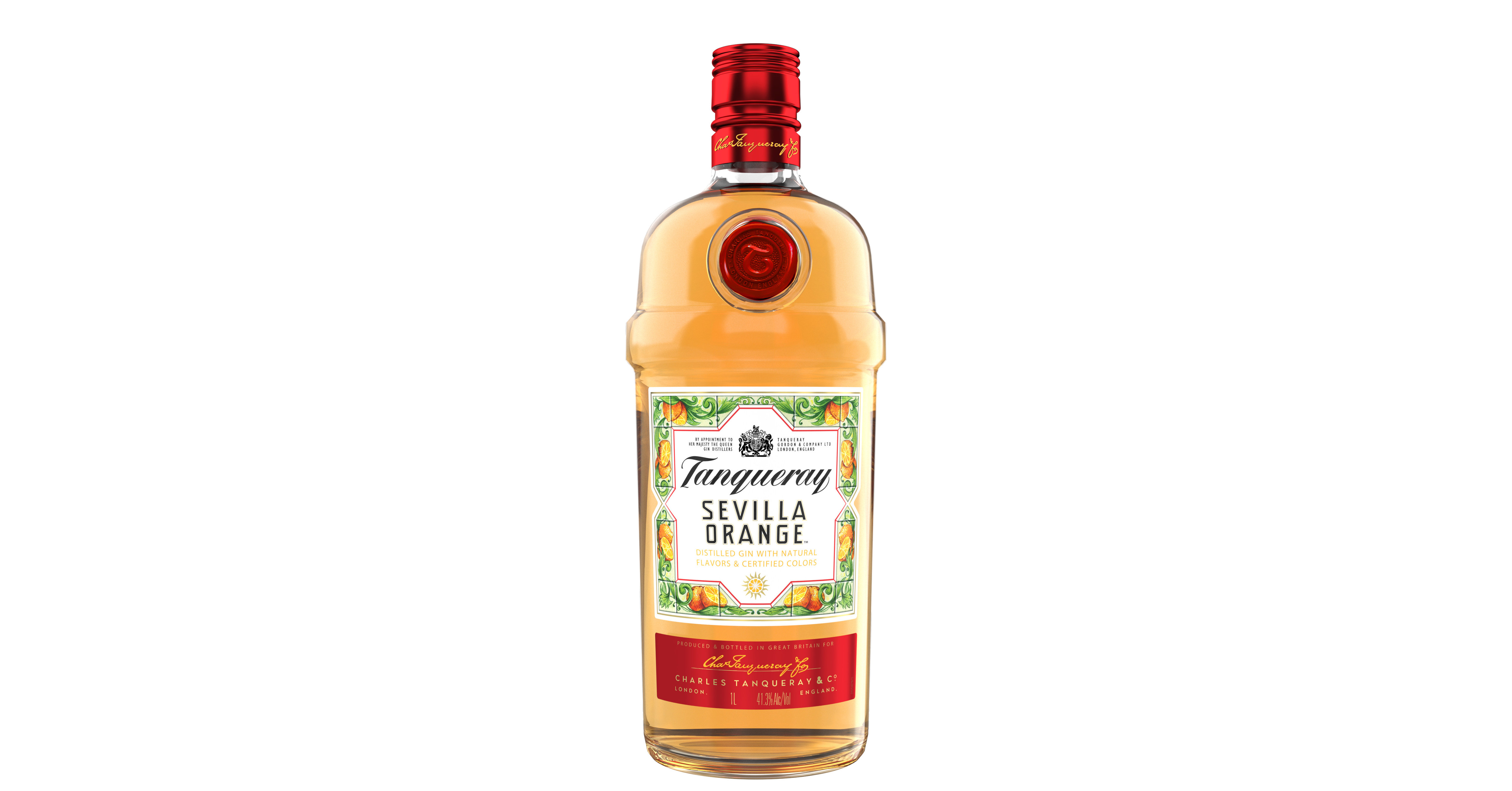 Florida Has A New Orange: Tanqueray Announces The Release Of New Flavor Tanqueray Sevilla Orange photo
