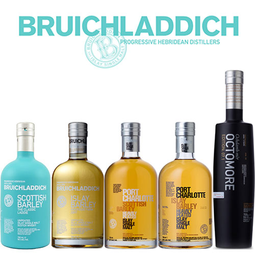 Tomoka Bruichladdich Whisky Range 5 Astounding Facts You Probably Did Not Know About Bruichladdich Whisky