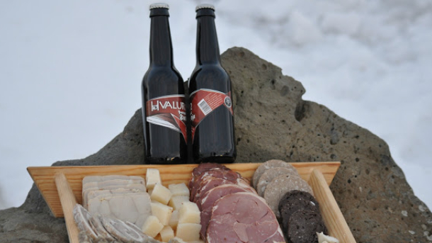 Whale testicle beer brewed by Iceland microbrewery 5 Of The Weirdest Beers Ever Crafted