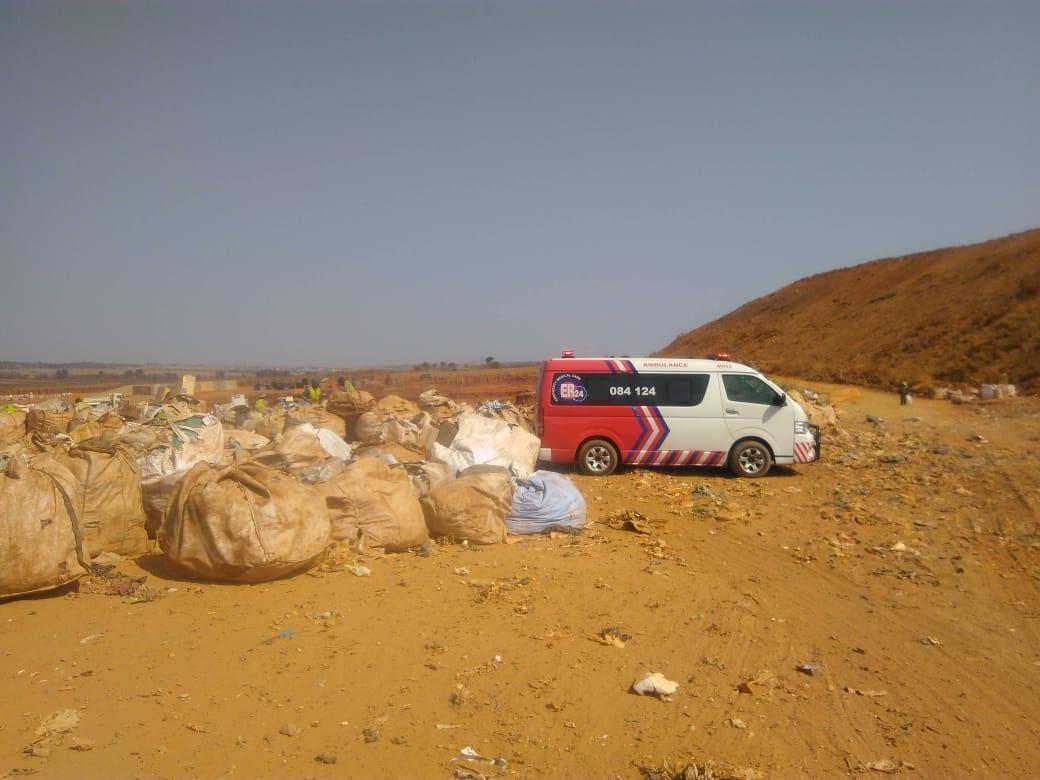 Newsflash: Dead Baby Found In Mooiplaas Landfill photo