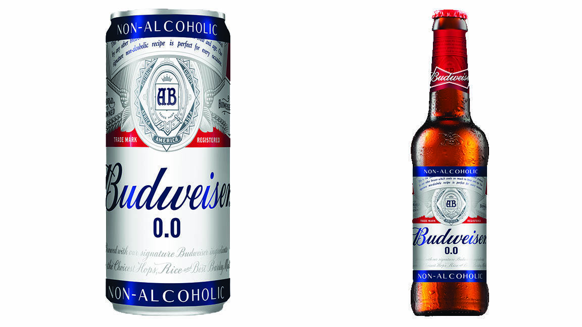 Budweiser Now Has A Non-alcoholic Version, After The Beer Was Banned In Delhi photo