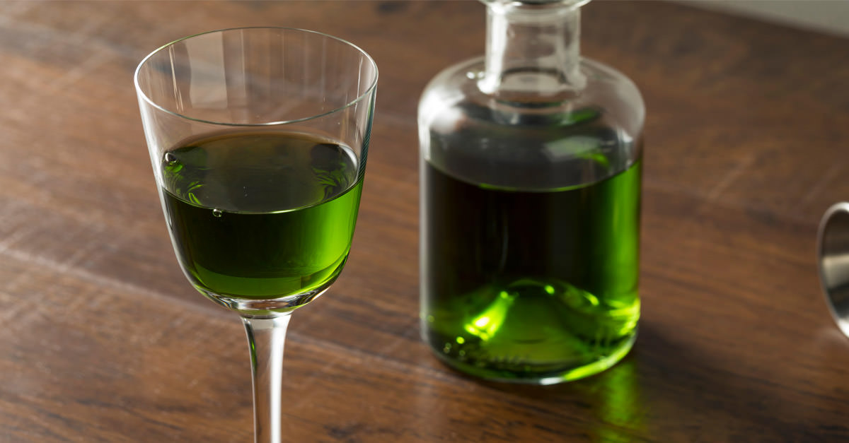 Historic French Absinthe Receives Protected Status photo