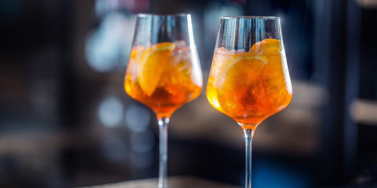 How The Aperol Spritz Became The Summer's Hottest Drink photo