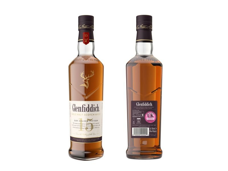 Delivering Heritage Cues For The New Glenfiddich Bottle photo