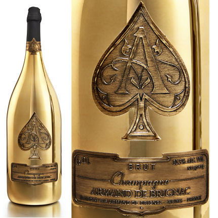armand de brignac brut gold champagne nv The Most Luxurious Wines In The 2019 Vinimark Portfolio