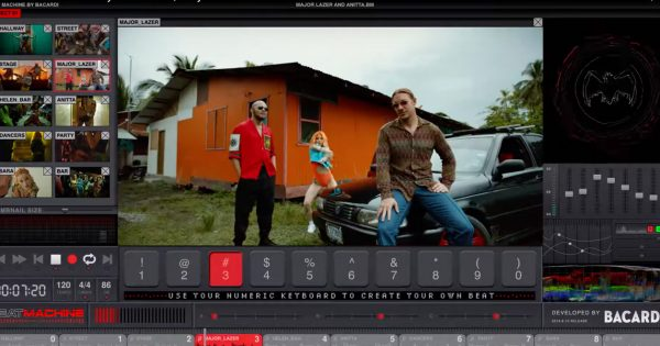Bacardi Has 'hacked' Youtube's Fast-forward Feature To Create A Djing Platform photo