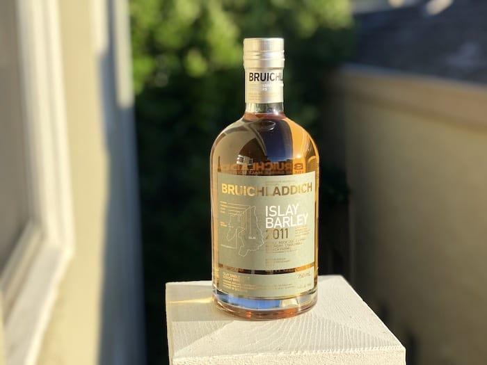 Whisky Review: Bruichladdich Islay Barley 2011 photo