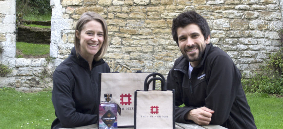 Entrepreneurs Behind Gin And Whisky Startup Partner With Three Leading Stockists photo