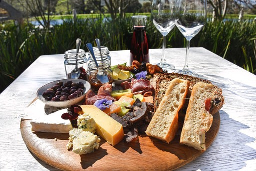 Cabernet, Cheese and Charcuterie specials at Jordan photo