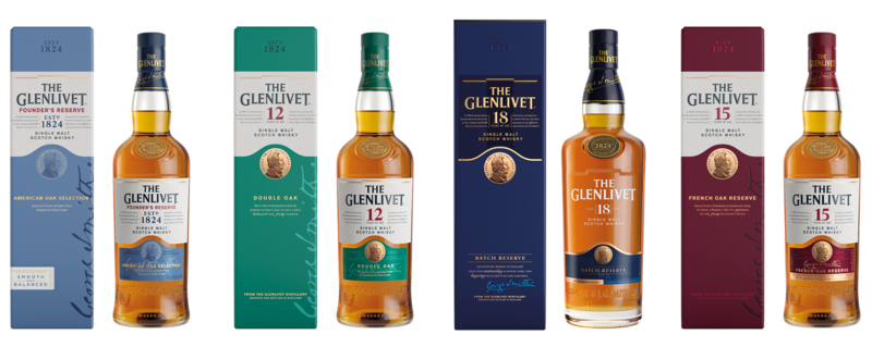 New Design For The Glenlivet photo