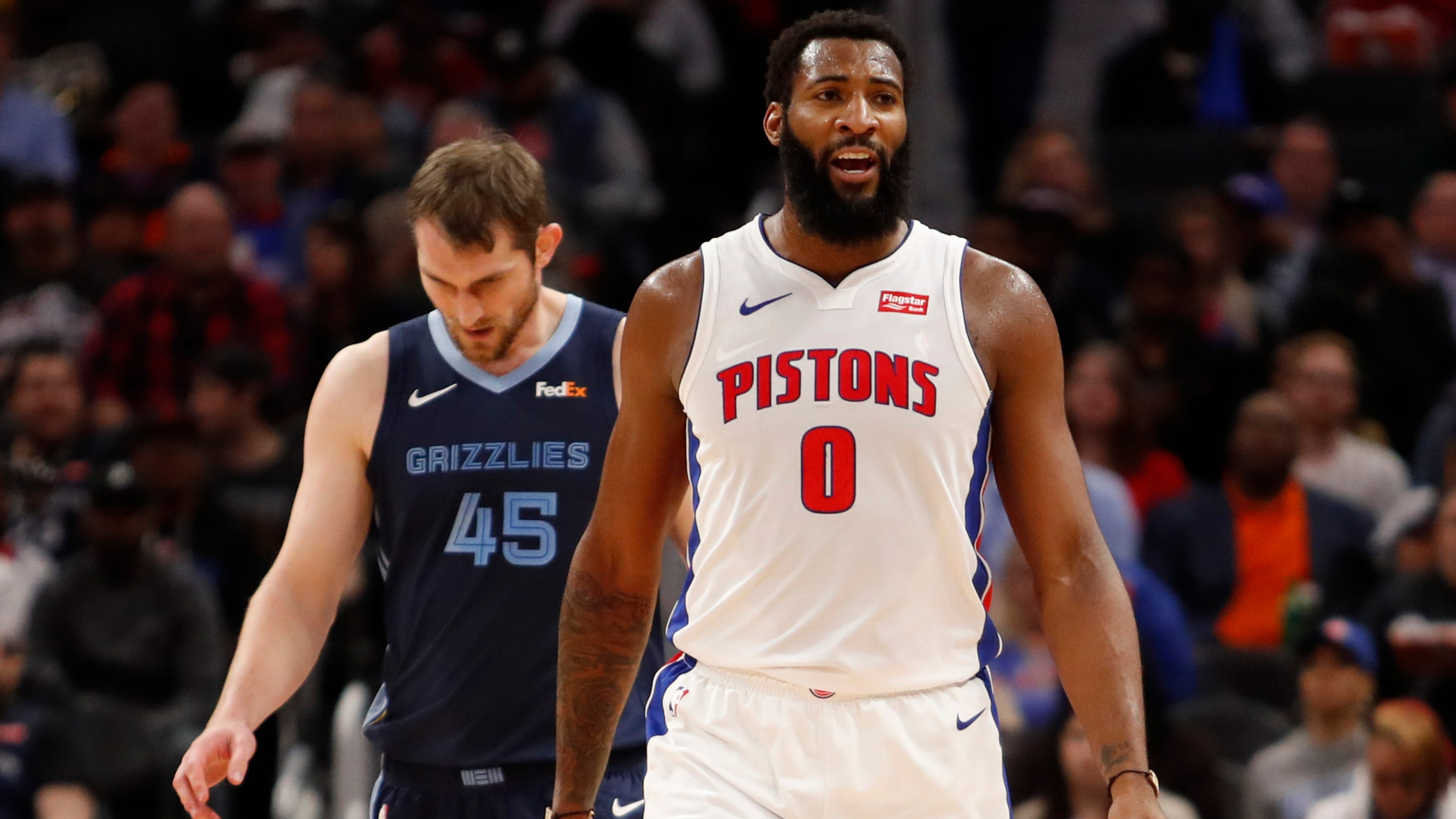Detroit Pistons Center Andre Drummond Reveals One-beer-per-day Diet photo