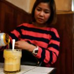 Egg Beer Is A Frothy New Cocktail Making Waves In Vietnam photo