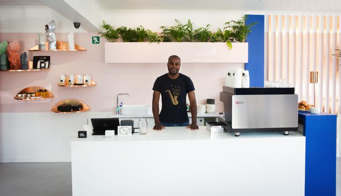 famke coffee Hidden Coffee Spots in Cape Towns East City