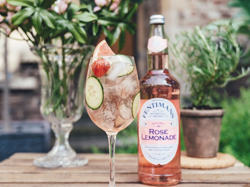Fentimans? Garden Puts A Twist On The Drink Of The Summer photo