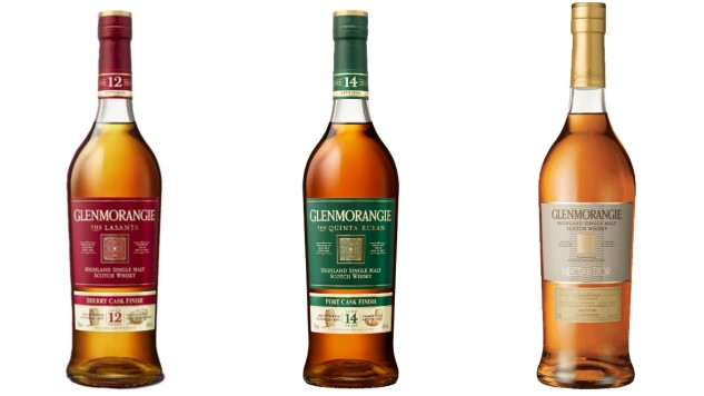 Tasting The Redesigned Glenmorangie Extra Matured Range (lasanta, Quinta Ruban, Nectar D'or) photo