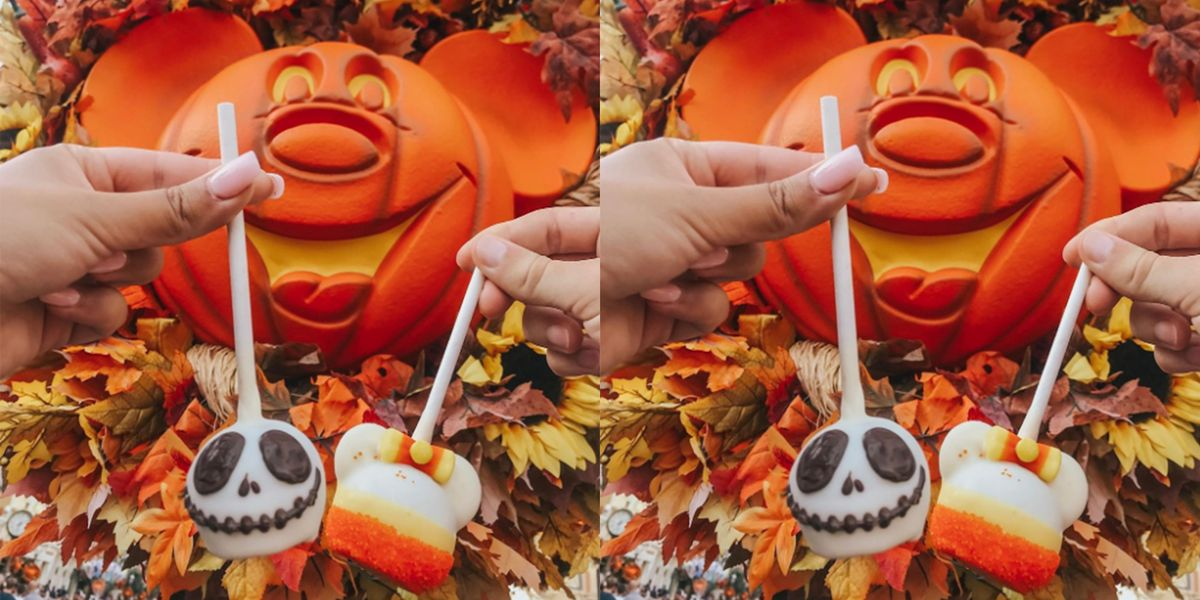 Disney Has Already Given Park Menus A Major Halloween Makeover photo