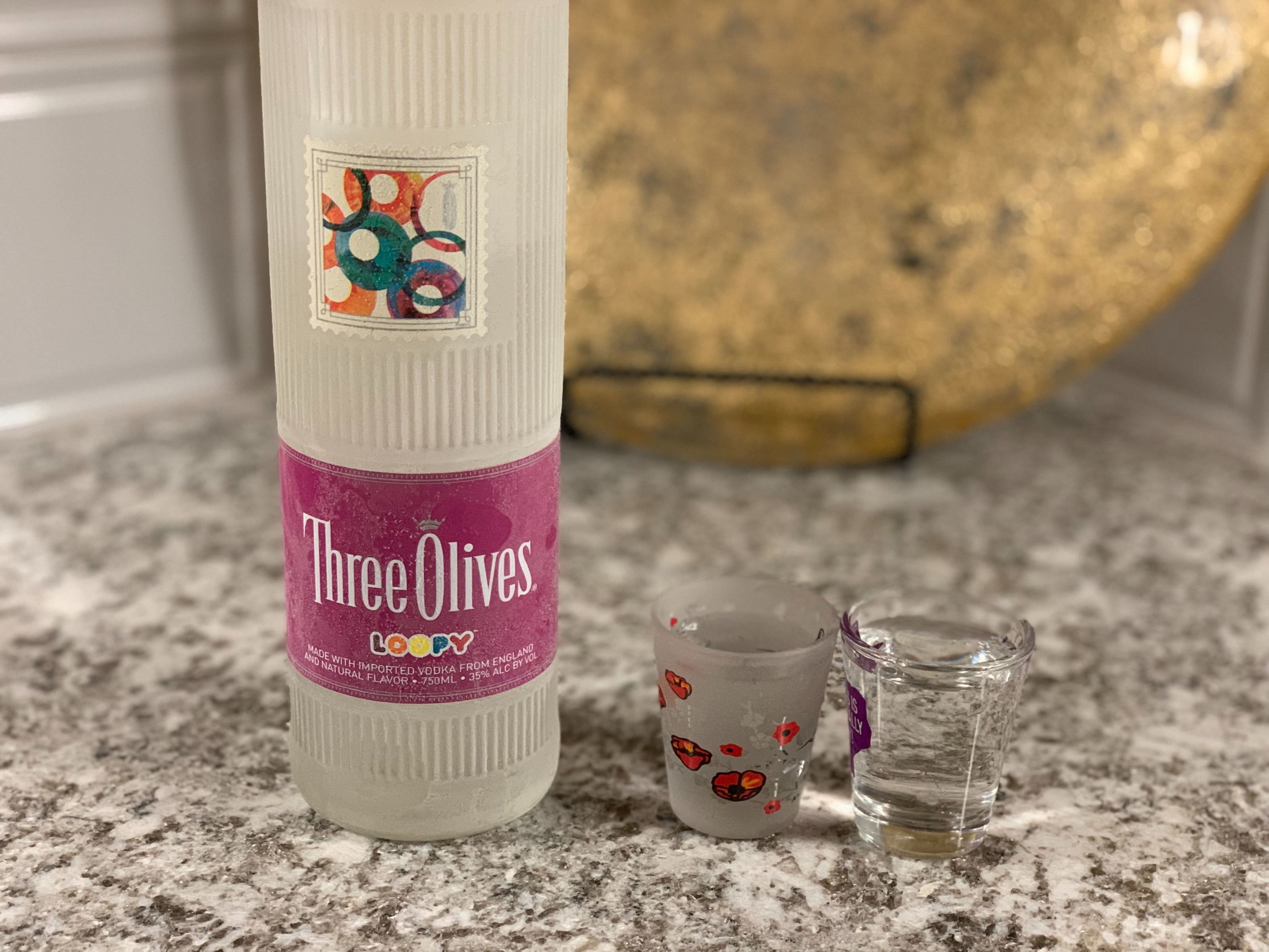 Thirsty Thursday: Loopy Vodka From Three Olives Is A Chance For Childhood Nostalgia photo