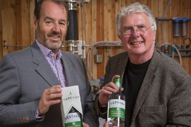 Dundee Distillery Cheers Prestigious Contract To Supply House Of Commons photo