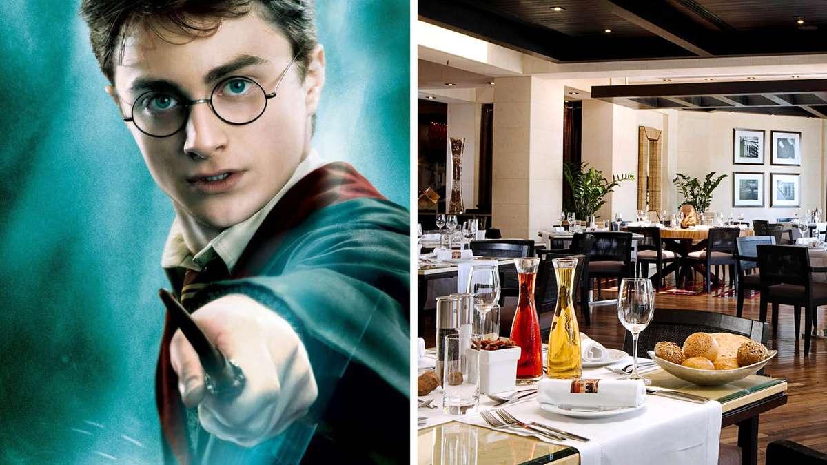 A 'harry Potter' Brunch Is Coming To Dubai's Yalumba Restaurant photo