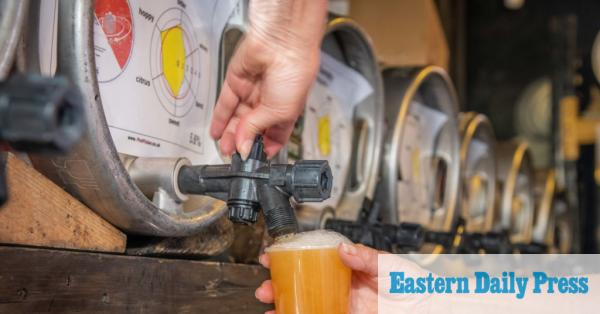 No More Dizzy Blonde Or Slack Alice: Norfolk Brewers Welcome Sexist Beer Names Ban photo