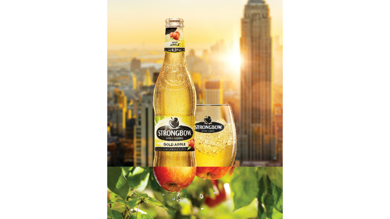 Strongbow Apple Ciders Has A Fresh New Look photo