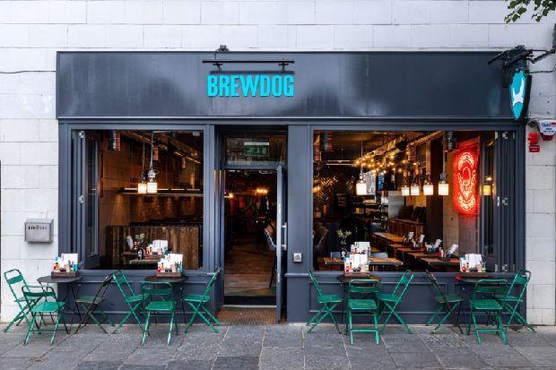 Look Inside Fife?s New Brewdog Bar photo
