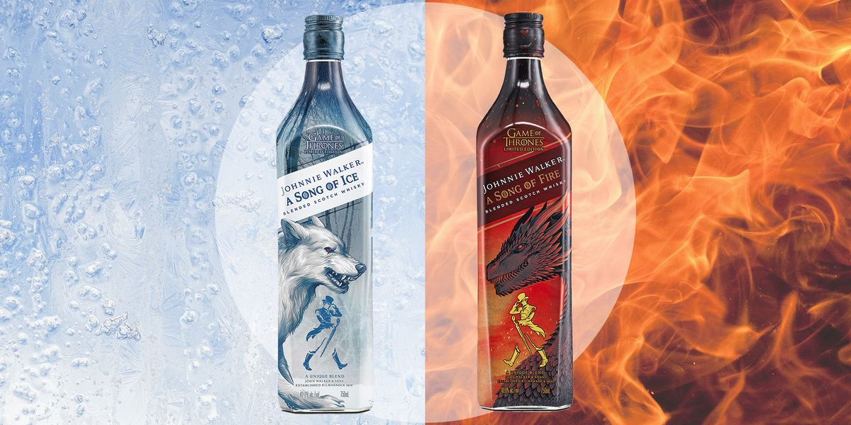 Johnnie Walker's New 'game Of Thrones' Scotch Will You Remind You How Mad The Finale Made You photo