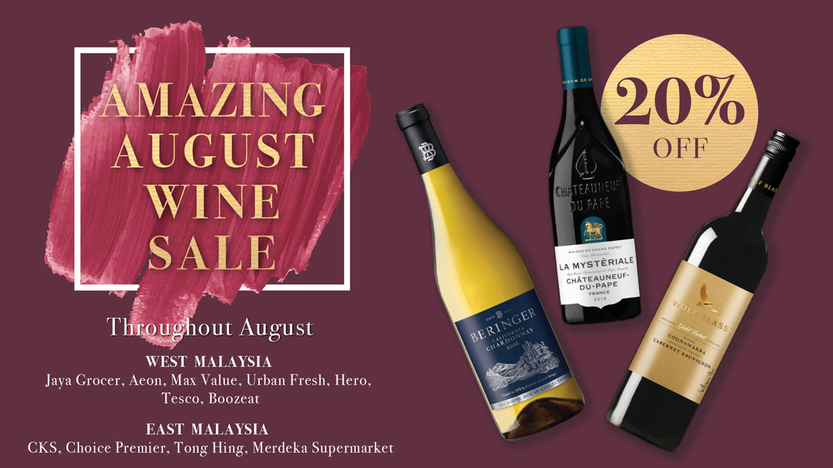 Wine Not Take Advantage Of This Fantastic Sale On Some Great Vinos? photo