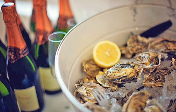 mccandoysters Wine Estates with Oyster and Wine Pairings