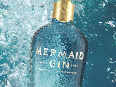 Tasting Experience Boosts Sales Of Mermaid Gin At Gatwick photo