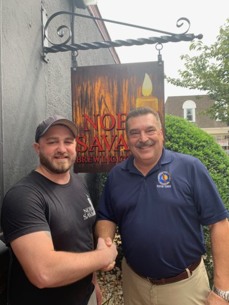 Noble Savage Brewery Opens In Glen Cove photo