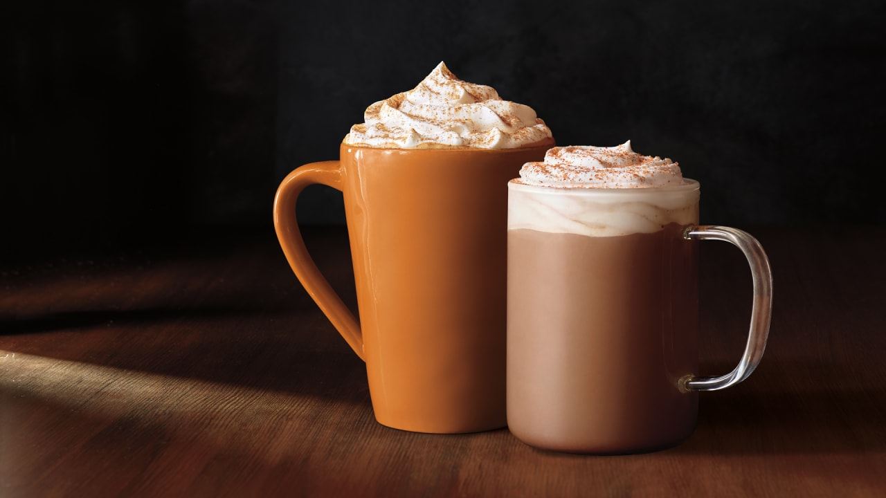 Pumpkin Spice Latte Lovers, Look Out! Starbucks Is Launching Its First New Pumpkin Beverage In 16 Years photo