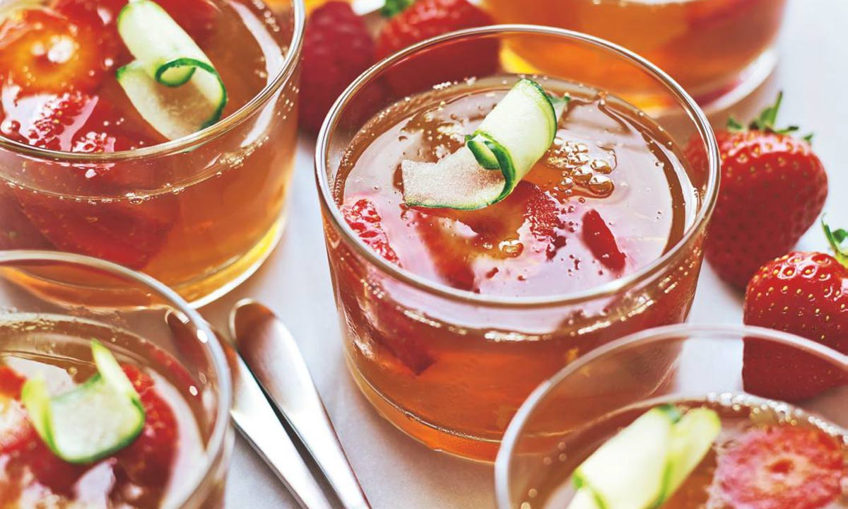 We've Found A Recipe For Pimm's Jelly And Its A Game Changer! photo