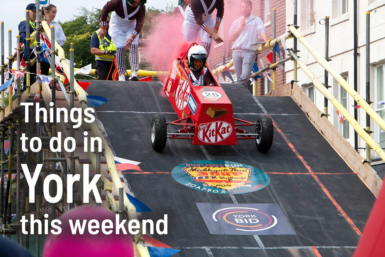 Things To Do In York This Bank Holiday Weekend, 23-26 August 2019 photo