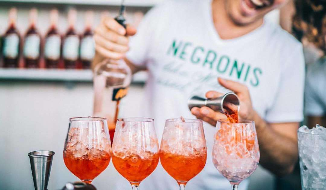 The 5 Best Spritzes In Nyc This Week photo