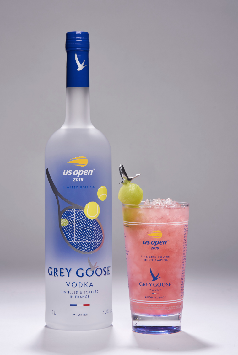 Grey Goose Launches Limited-edition Bottle To Celebrate The Us Open photo