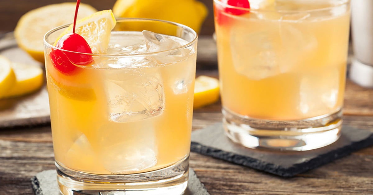 The Best Whiskey For Whipping Up A Whiskey Sour photo