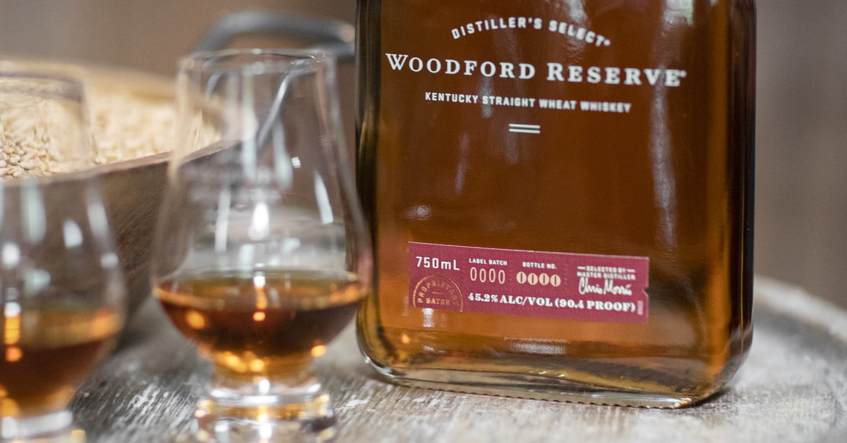 Woodford Reserve Adds A Wheat Whiskey To The Distillery's Core Range photo