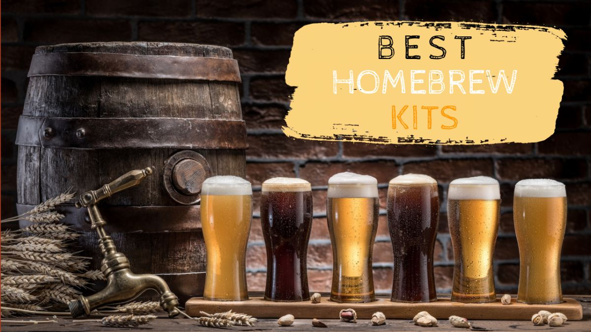 Best Home Brew Kits 2019: Get Started With Brewing Your Own Beer And Cider photo
