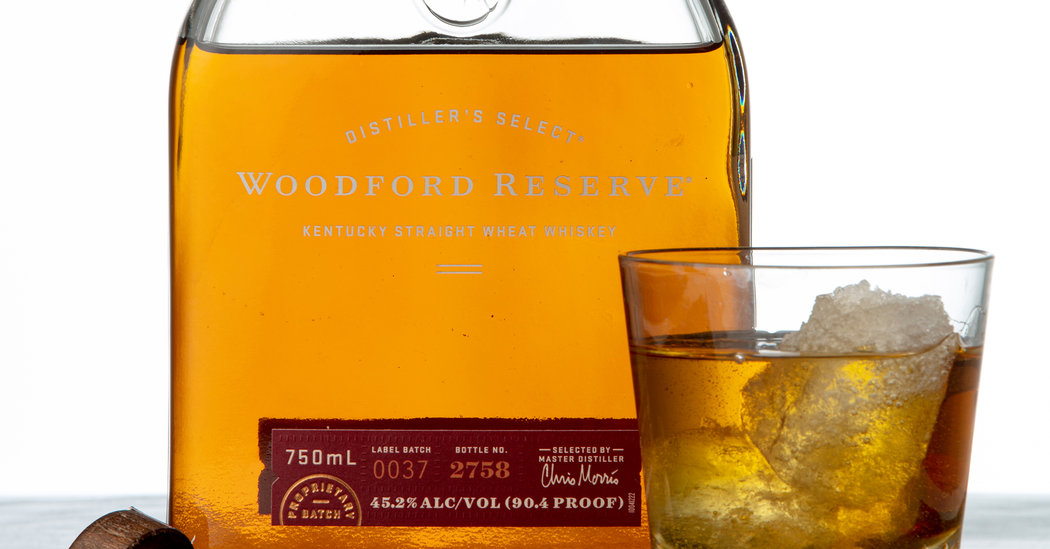 A Wheat Whiskey From Woodford Reserve photo