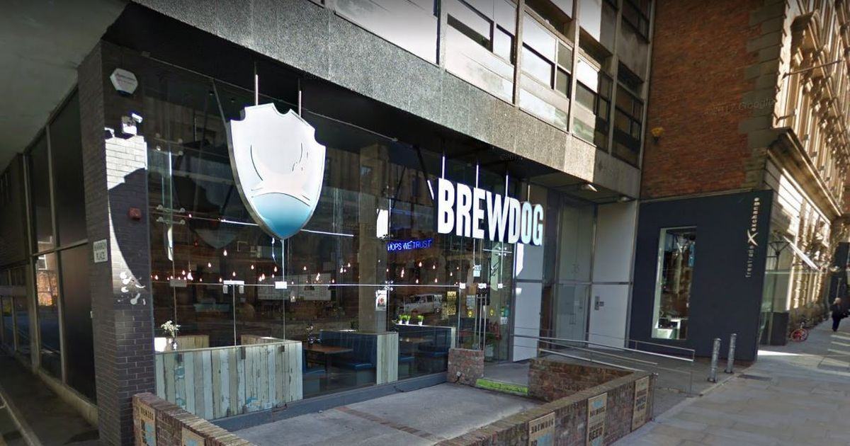 Brewdog's Manchester City Centre Bar 'is Being Evicted' photo