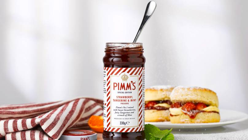 Pimm's Now Comes In Delicious Jam Form photo