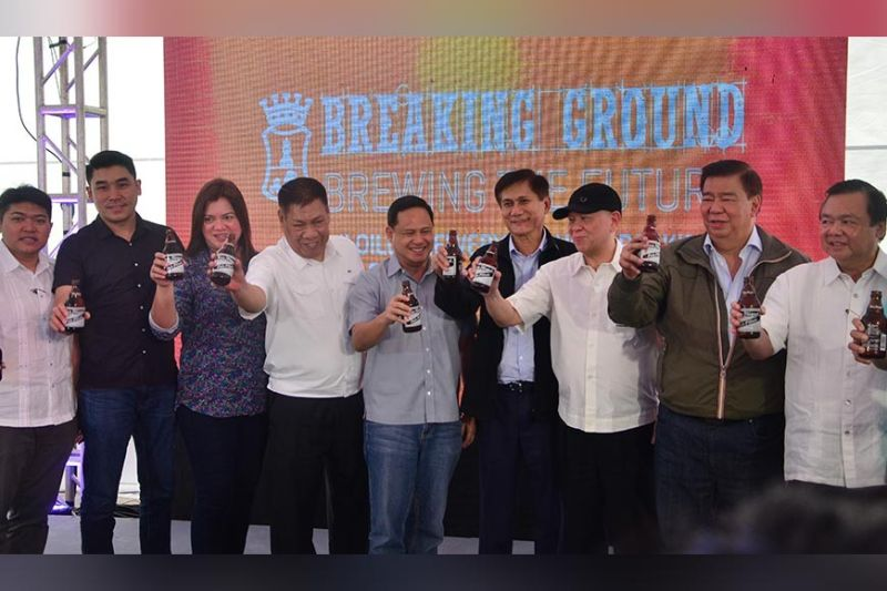 Guv: San Miguel Brewery Boosts Iloilo?s Economy photo