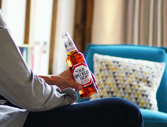 Greene King Targets Refrigerated Convenience Market With New-look Old Speckled Hen photo