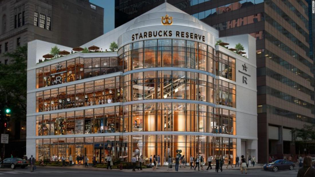 The World's Largest Starbucks Will Open In Chicago photo