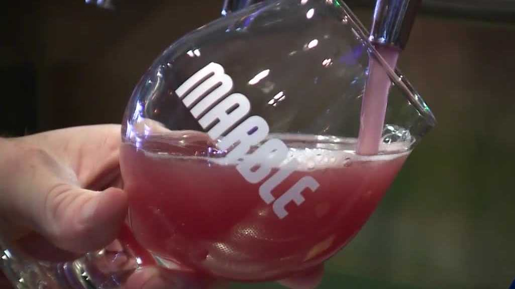 Marble Brewery Creates Purple Beer To Raise Awareness For Alzheimer's photo