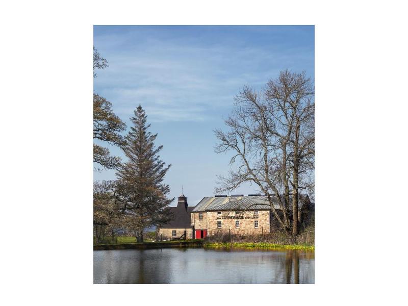 Glenmorangie Distillery Expansion, Ross County, Scotland, Uk photo